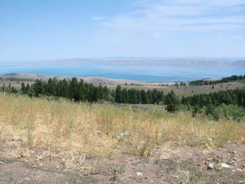 Bear lake (North Utah)