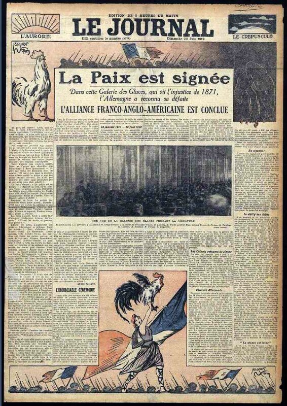 Le Journal 29 06 1919