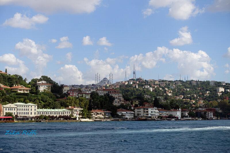 mosquée érigée par le président Turc