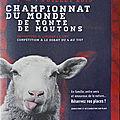 On aura tout vu : des moutons exigent d'être tondus par des champions (du monde) !