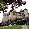 Festival du livre romantique 2016 - château de chillon, montreux