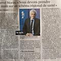 Hervé morin dans le figaro du 18 février 2021: fier d'être normand!