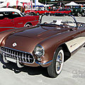 Chevrolet corvette c1 roadster-1957