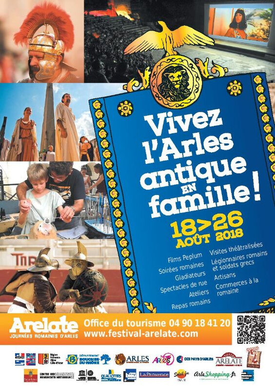 Affiche Arelate