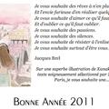 Pour 2011...