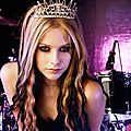 [coup de coeur] avril lavigne - what the hell (aol session)