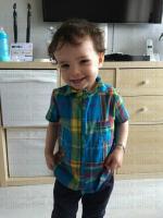 chemise madras little