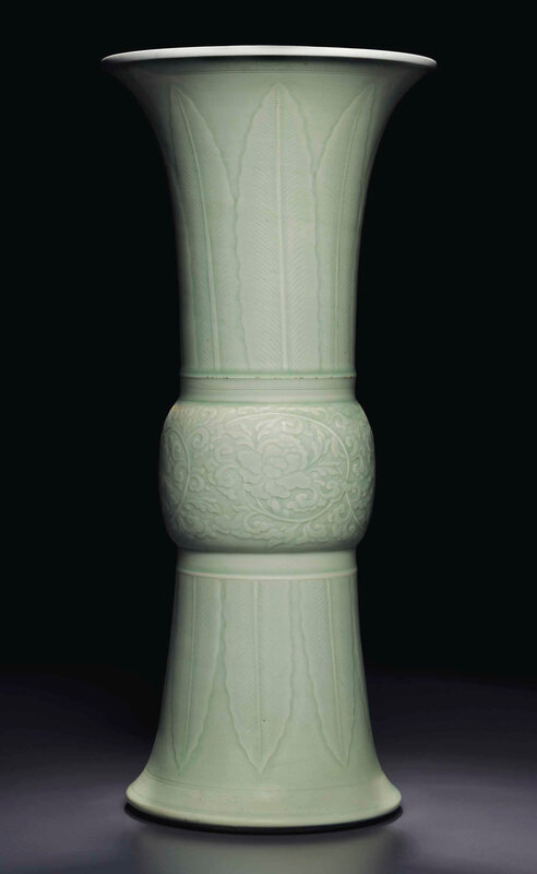 2014_NYR_02830_2169_000(a_celadon-glazed_gu-form_beaker_vase_kangxi_period)