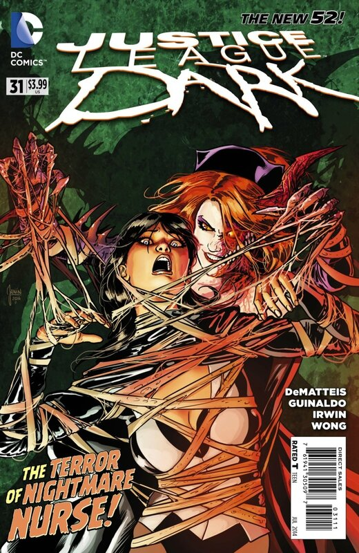 justice league dark 31