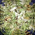 Salade de chou pe-tsaï
