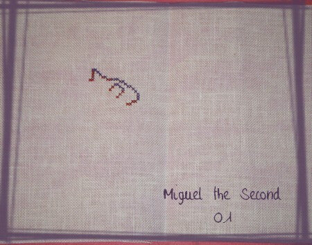 Miguel the second 01