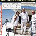 Fracture sociale à st trop ?
