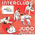 Animation interclubs de judo à alban