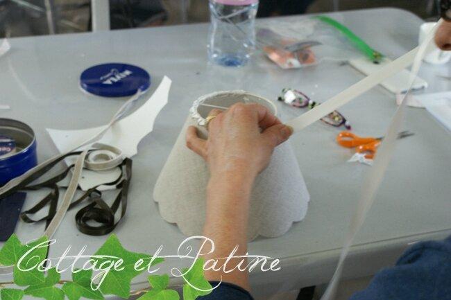 Cottage et Patine stage abat jours (13)