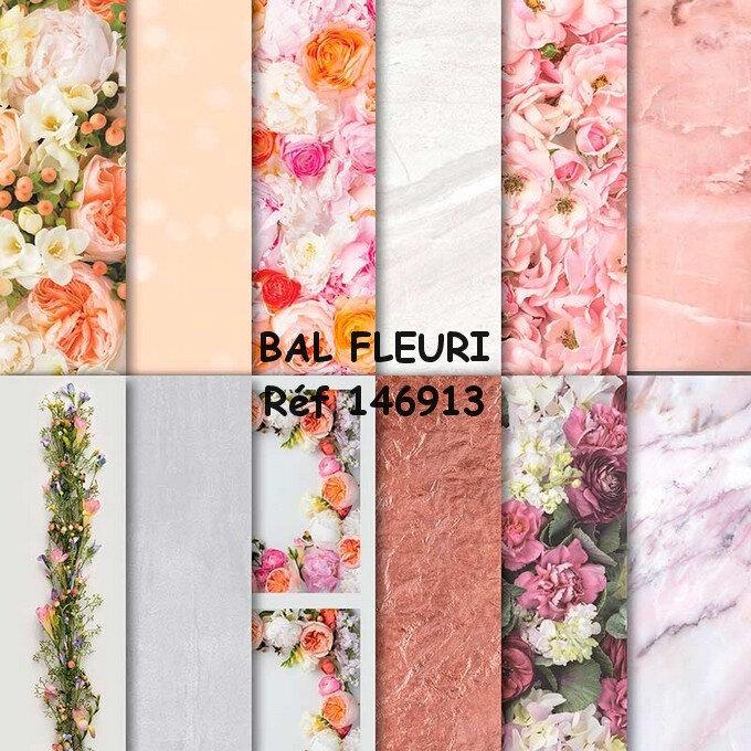 bal fleuri