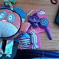 Cacao / chaton .. et leurs nouveaux jouets zolux #3