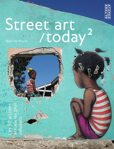beau livre street art today 2