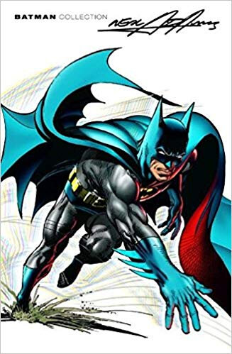 panini batman anthologie neal adams 1967-69