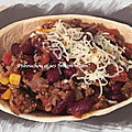 Chili con carne - cook expert magimix