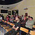 Conférence sur la Météo à Valcourt (52)