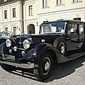 HORCH 850 Pullman limousine 1935 Ludwigsburg (1)
