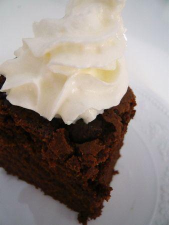 brownies dessert New York chantilly