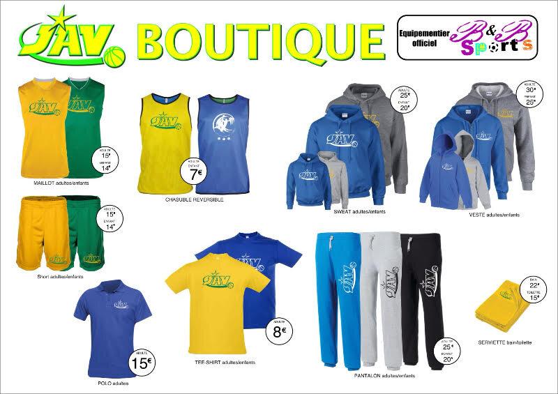 18-11-15 Boutique JAV B&B Sports