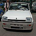 Renault 5 gtl 3 portes (1976-1984)