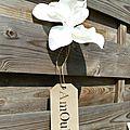 Nuit des anges décoratrice de mariage décoration de table bois flotté nature 003