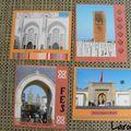 26 photos pochettes Maroc 2