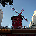 Le moulin rouge...