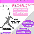 Girls bad'night tour du 49 - saison 2018/2019