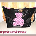 ♥ sac à langer girly ♥