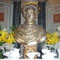 Buste-reliquaire de St Yves