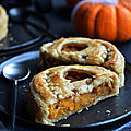 Tourte {potimarron, pomme, orange & épices douces} #halloween #vegan #glutenfree
