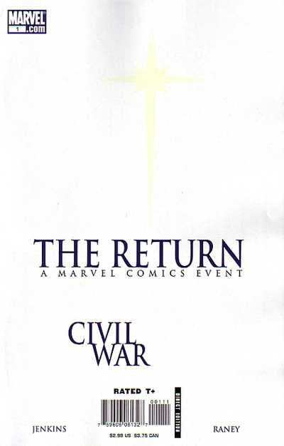 civil war the return