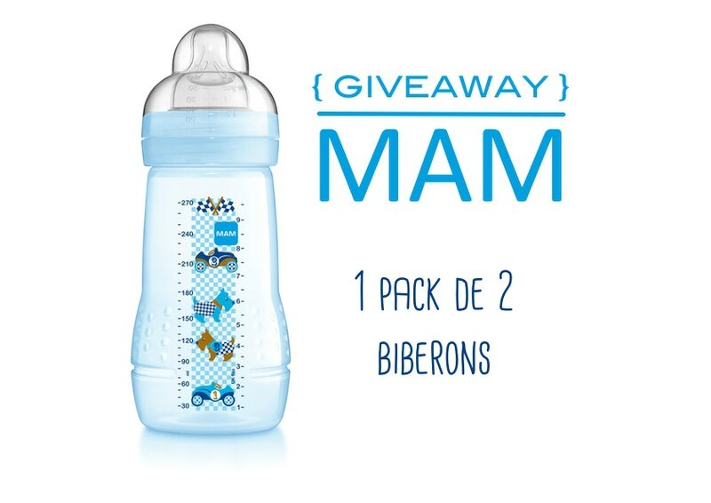 GIVEAWAY MAM