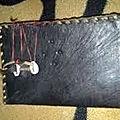 Portefeuille, porte-monnaie, bedou magique