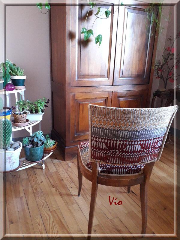 Vio chaise n° 1