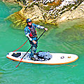 Canyon Verdon SUP2
