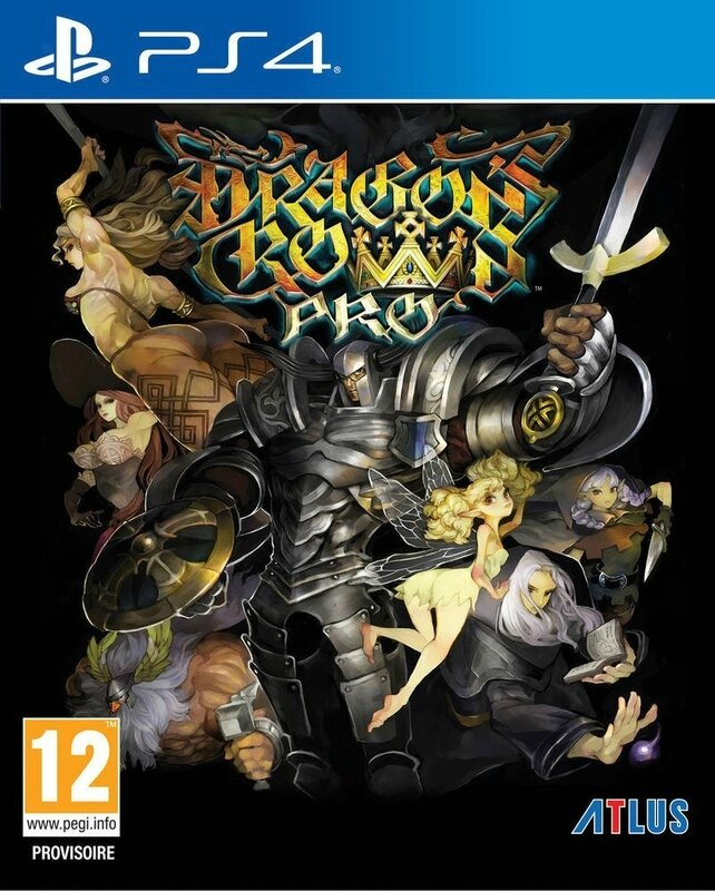 Dragon Crown PS4