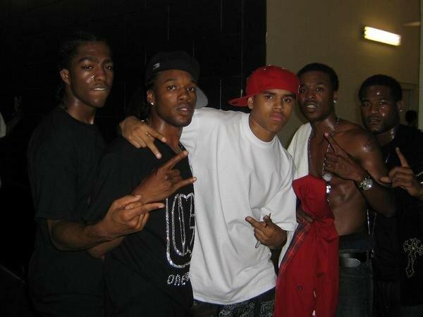 OC & Chris Brown