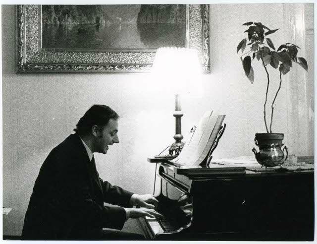 Jacques Berlin 1972