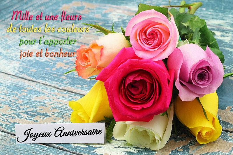 carte-joyeux-anniversaireJolies fleurs pr VALERIE