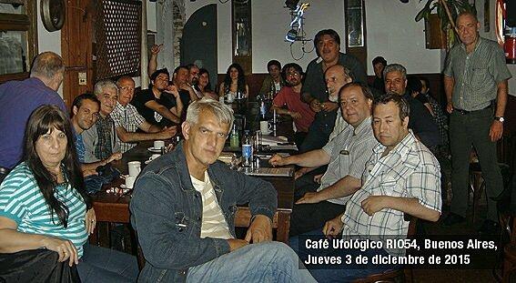 CAFE UFOLOGICO BUENOS AIRES