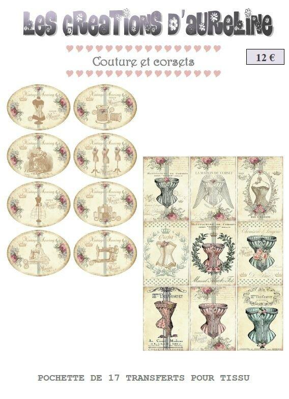 couture et corsets
