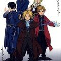 [manga review] fma the movie : conquérant de shambala