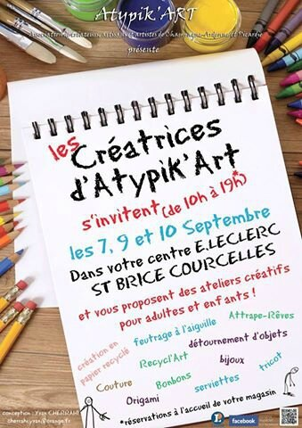 affiche atelier saint brice courcelle