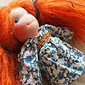 Une poupée pour savannah...
