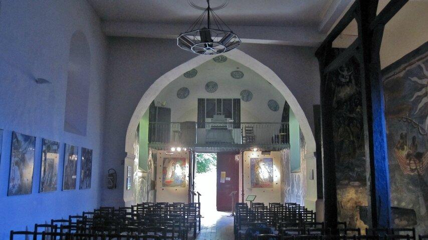 Eglises fortifiées de Thiérache 019